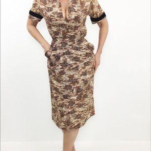 Vintage Dresses - Vintage 1940s